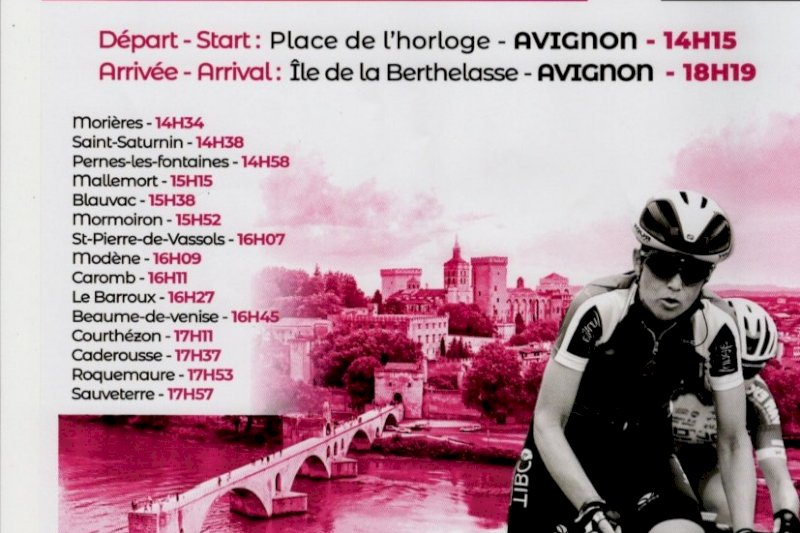 Tour Cycliste Feminin